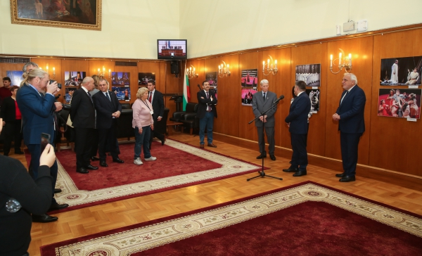 PHOTO EXHIBITION FROM THE REPERTOIRE OF THE SOFIA OPERA IN THE PARLIAMENT
