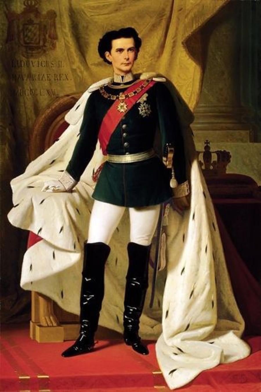 """Резултат с изображение за """"Лудвиг I се отказва от трона на Бавария."""""""