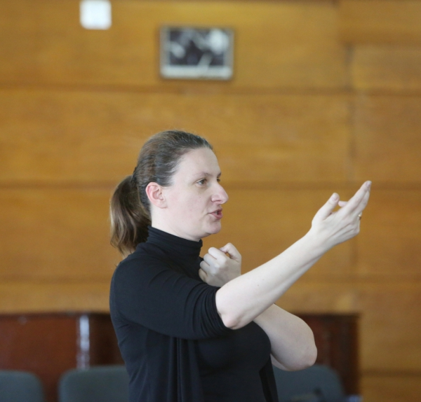 "Vera Petrova about her production of ""Eugene Onegin"""