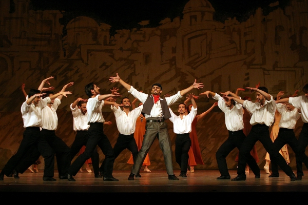 """ZORBA THE GREEK"" again on the stage of the Sofia Opera and Ballet"