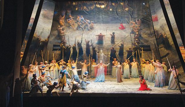 Europost.eu - Star-studded cast shines in Aida