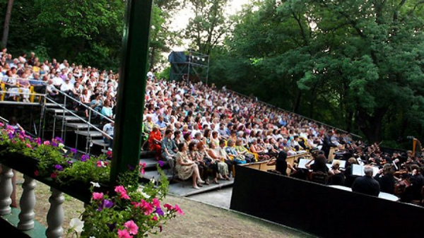 Part of the General terms and conditions of the Sofia Opera and Ballet for spectacles in the open air in the park of the G. S. Rakovski Military Academy