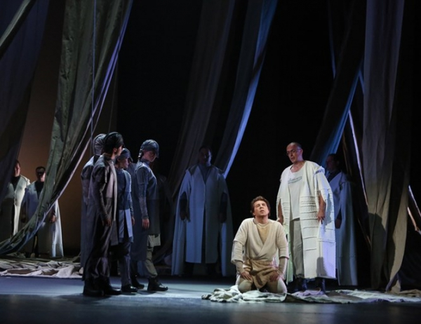 """Parsifal"" – a flight of the freed mind – newspaper ""24 chasa"""
