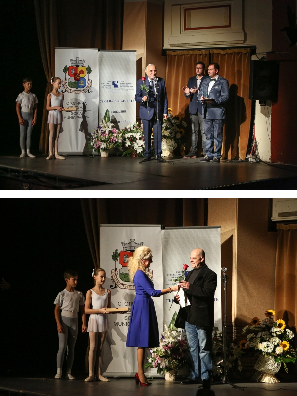 """CRYSTAL LYRE 2018"" AWARDS FOR SOFIA OPERA AND BALLET – PRODUCTION TEAM AND PETAR BUCHKOV – ""YANA'S NI NE BROTHERS"""
