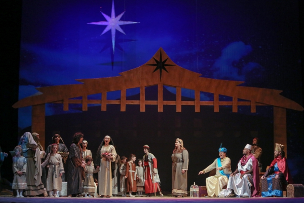 """AMAHL AND THE NIGHT VISITORS"" – 66 YEARS TRIUMPH ALL OVER THE WORLD"