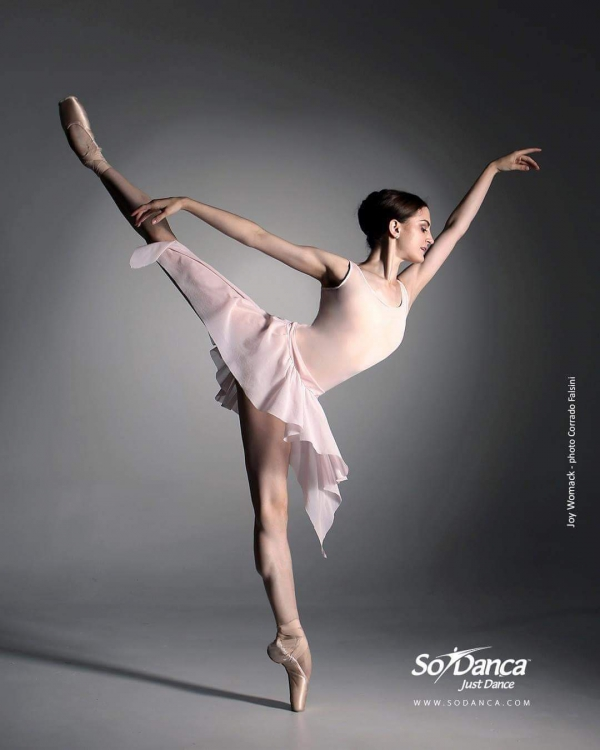 "The ballerina Joy Womack in the role of Kitri in ""Don Quixote"" on the stage of the Sofia Opera and Ballet – 12 May"
