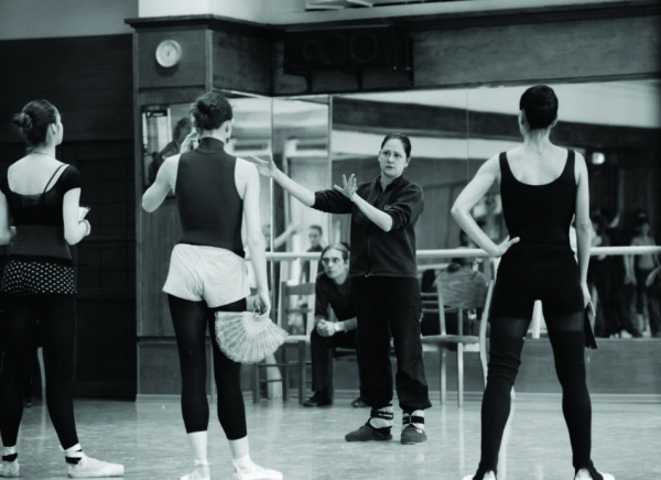 "An ""Onstage Exercise"" will perform the Sofia National Ballet, as an opening of the season 2015–2016."