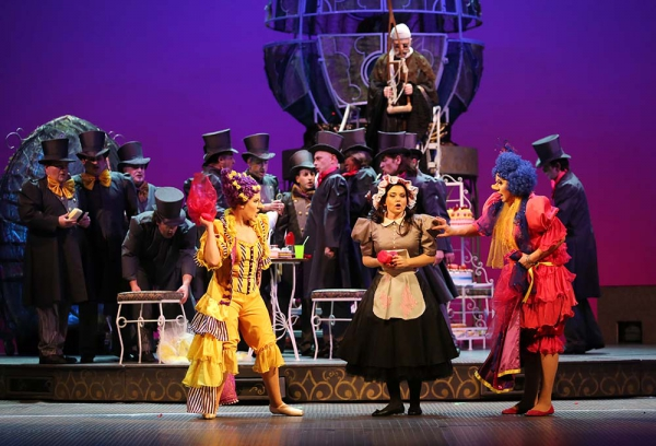"""LA CERENTEROLA"" BY ROSSINI – A FAIRY-TALE WITH A WINK AND A SMILE – 12.04 at 19.00 h and 13.04 at 16.00 h"