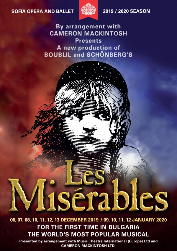 Premiere - LES MISЕ́RABLES - Musical by Claude-Michel Schönberg Alain Boublil