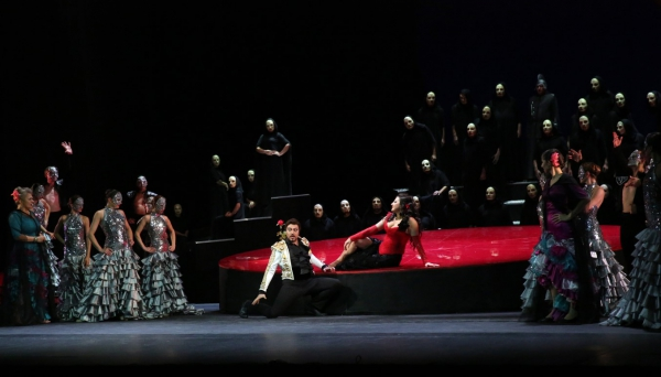 "A magical suggestion, conquering the senses. In expectation of Georges Bizet's masterpiece ""Carmen"" on 7 and 8 June on the stage of the Sofia Opera and Ballet"
