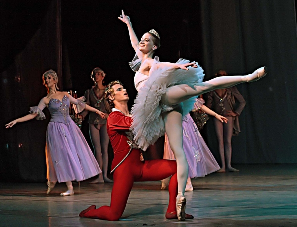 THE NUTCRACKER - Ballet by P. I. Tchaikovsky