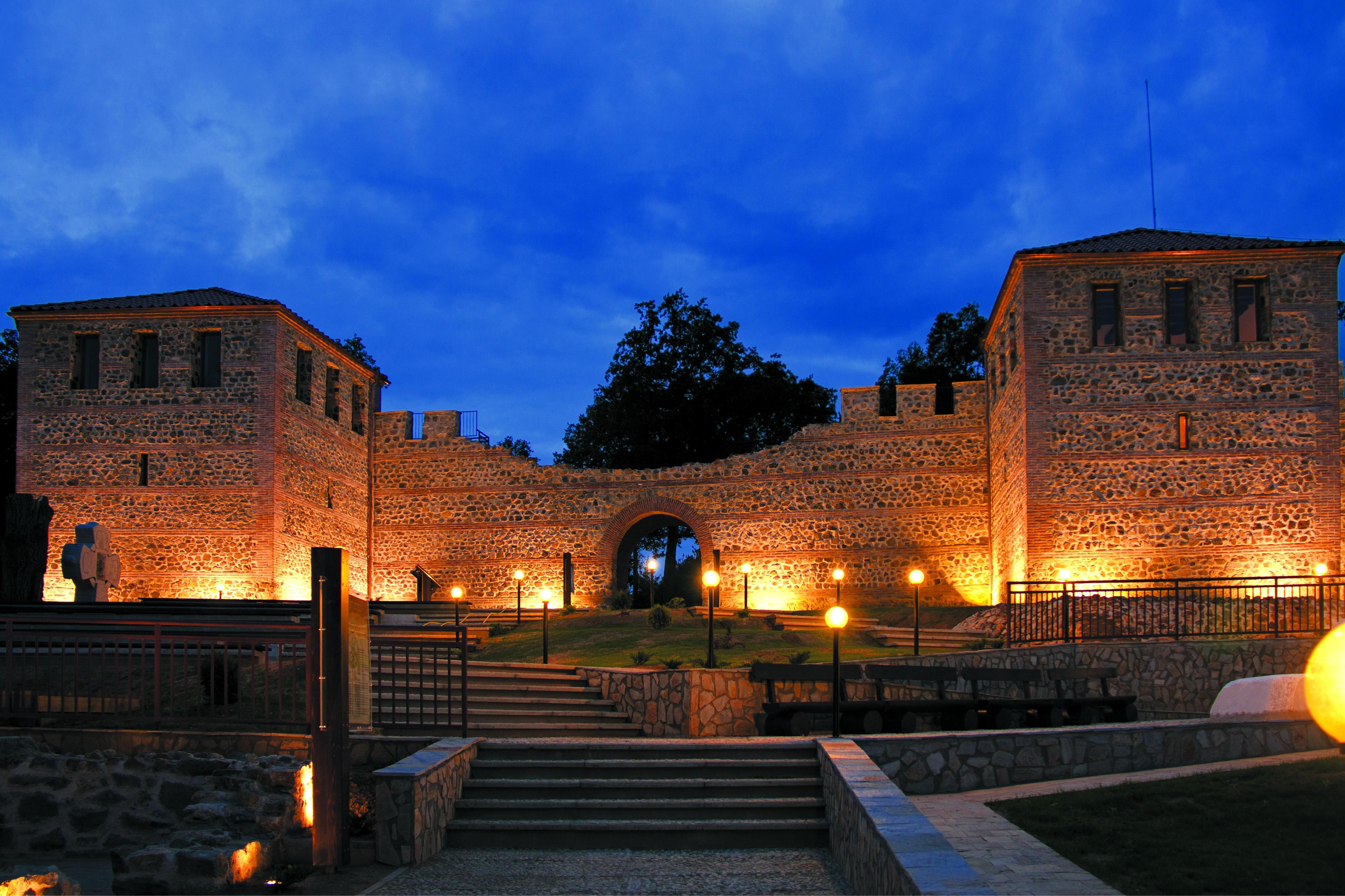 CARMEN / The Tsari Mali Grad fortress
