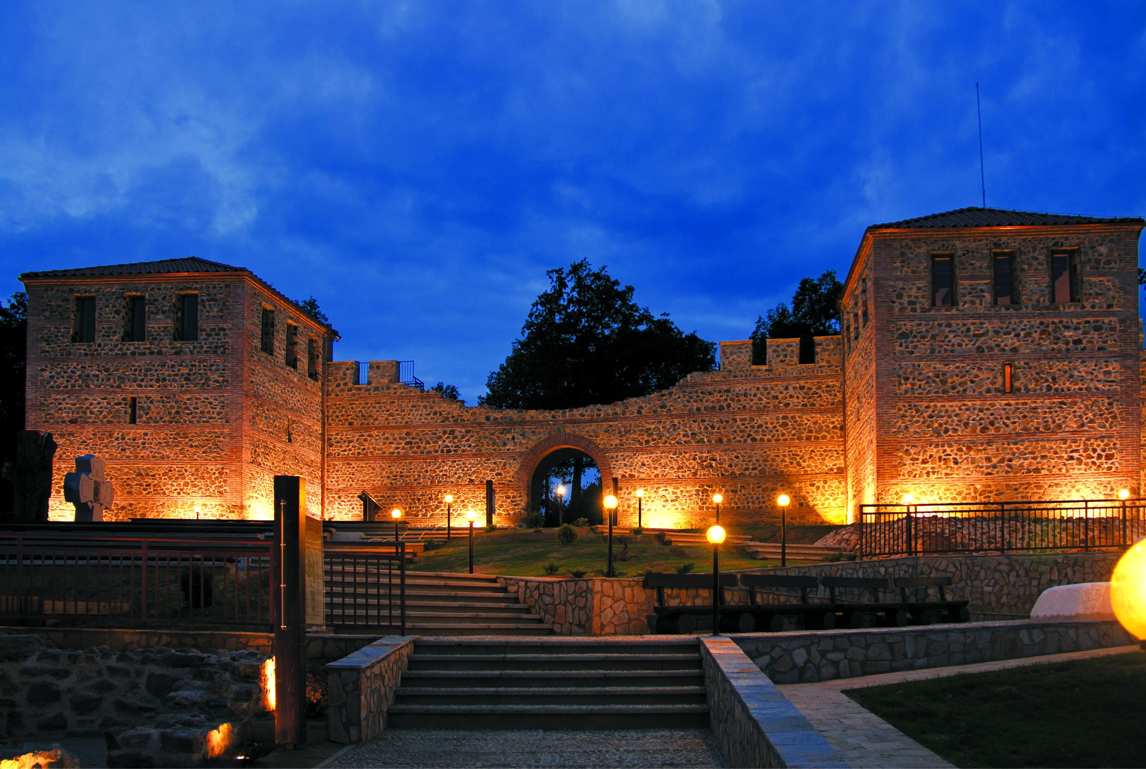 MAMMA MIA! /The Tsari Mali Grad fortress