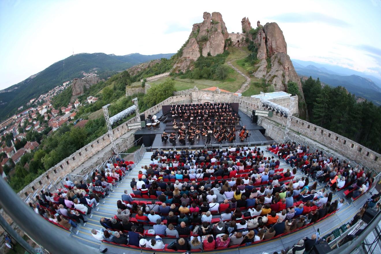 Jubilee opera concert / Belogradchik