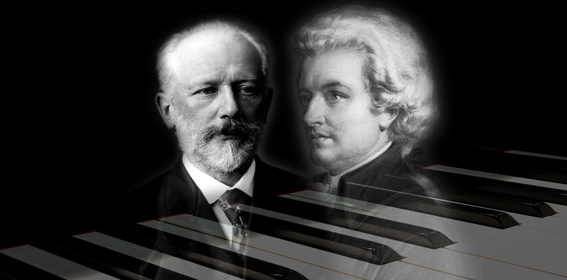 Romantic musical evening - Mozart, Tchaikovsky