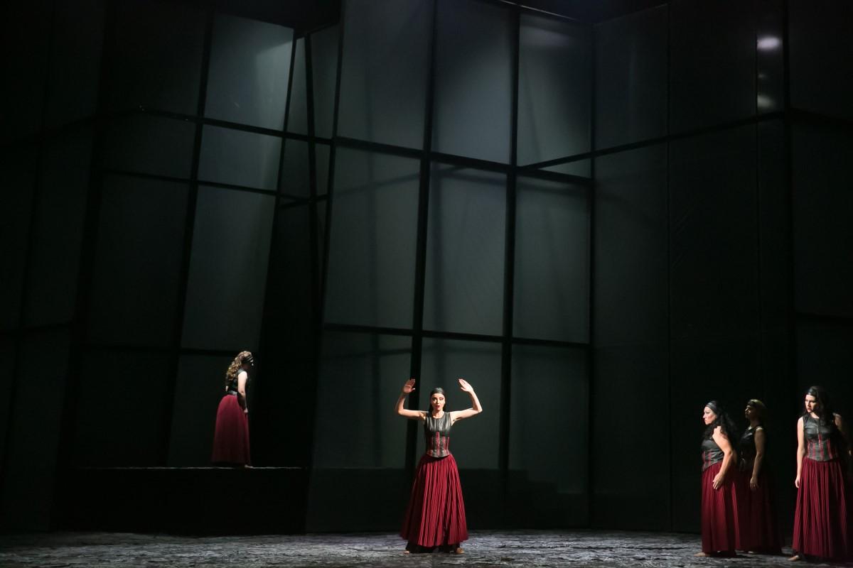 Снимка: ELEKTRA  Opera by Richard Strauss 6.12.2020 - Photo Svetoslav Nikolov