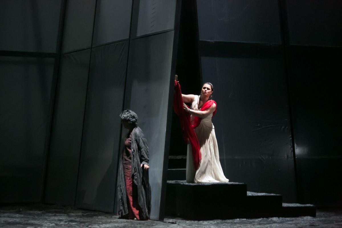 Photo: ELEKTRA  Opera by Richard Strauss 6.12.2020 - Photo Svetoslav Nikolov
