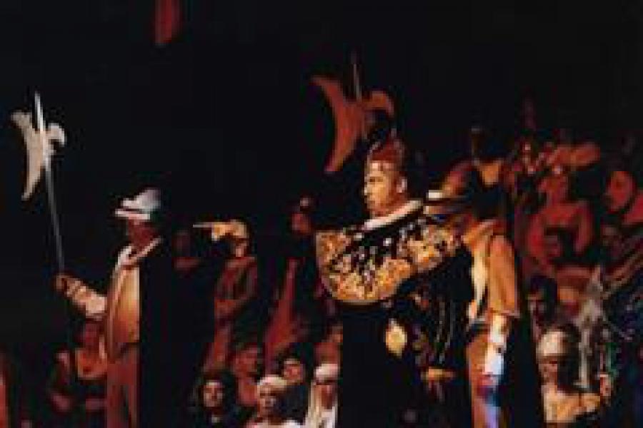 За магията на Софийската опера - интервю с Николай Кърнолски - Бас-баритон