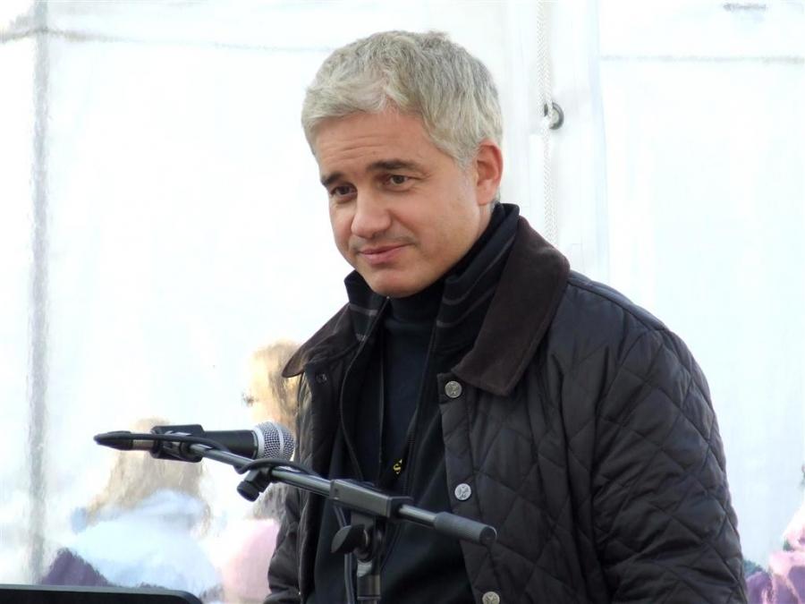 """Представяме Ви Ханс-Йоахим Фрай - гост режисьор на операта """"Фиделио""""."""