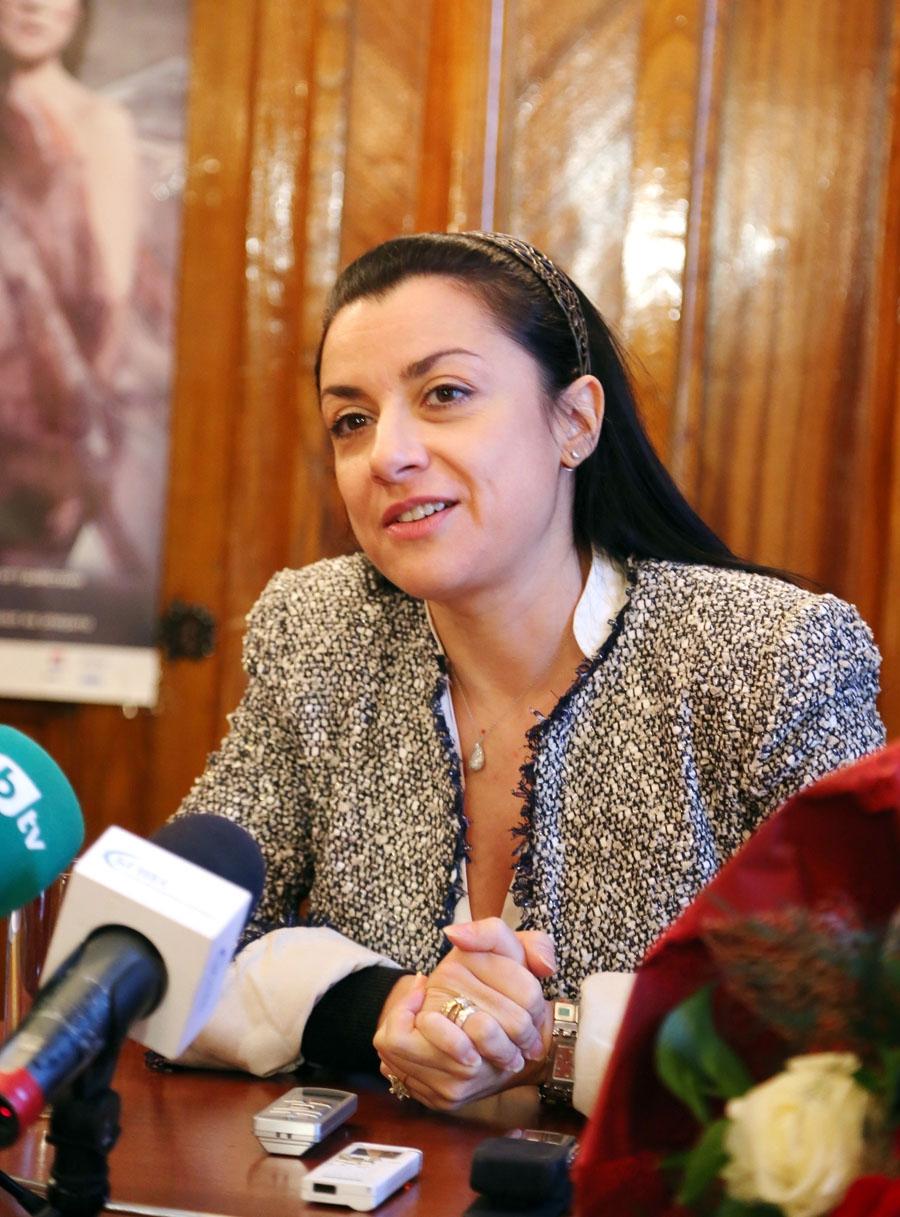 Александрина Пендачанска ще раздава автографи в Операта