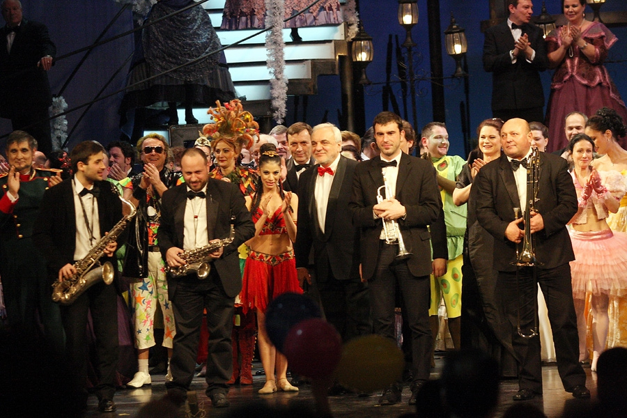 Новогодишният гала концерт – мечтано и търсено събитие