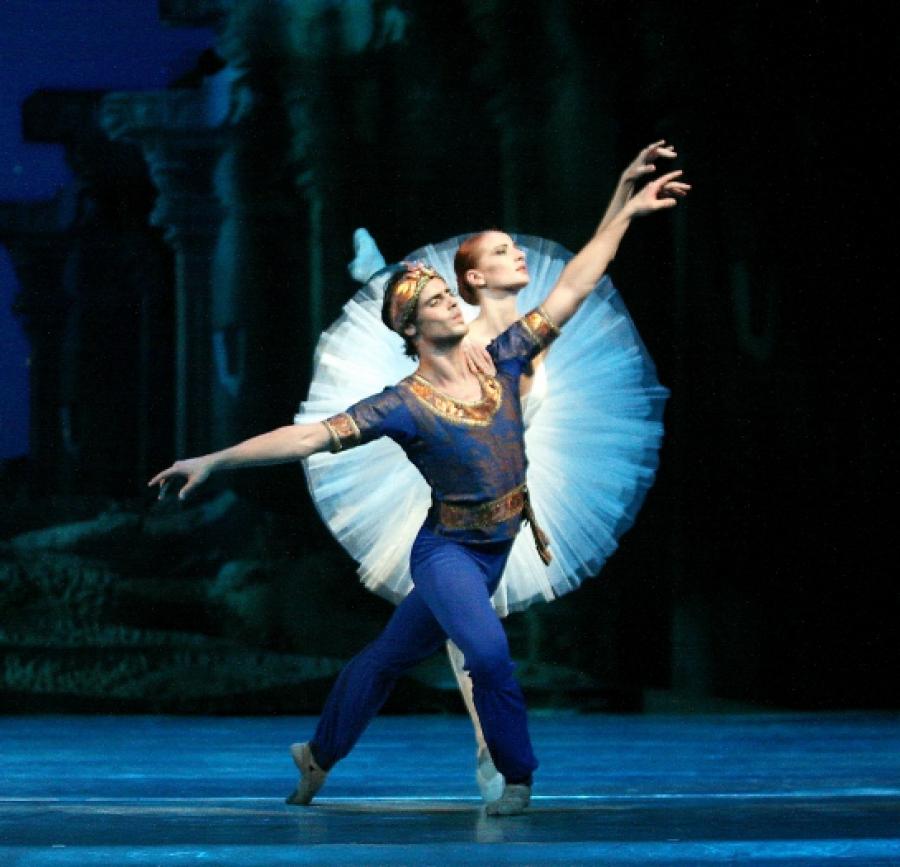 """Балетът """"Баядерка"""" отново в операта през януари и февруари"""