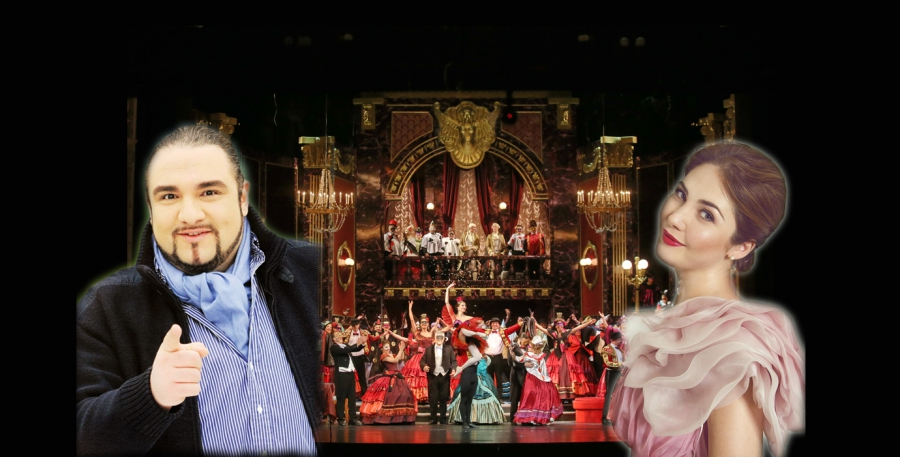 """DIANA TUGUI AND KIRIL MANOLOV WILL BE GUEST-PERFORMERS IN """"LA TRAVIATA"""" BY VERDI"""