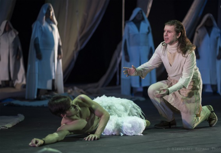 DER NEUE MERKER - Sofia Opera: PARSIFAL. Abstract from the premiere (first performance in Bulgaria)