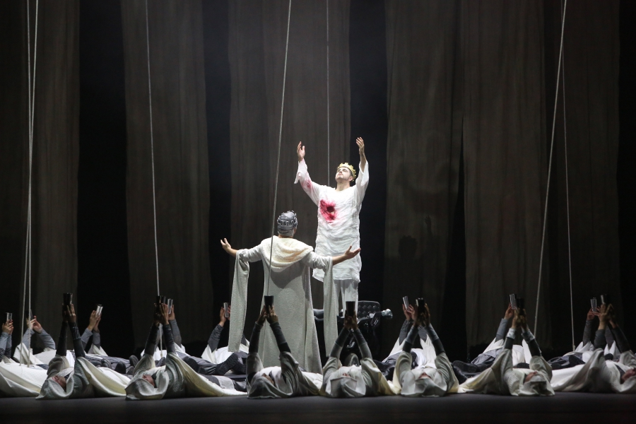 """BNR, Rositsa Kavaldzhieva - THE FIRST """"PARSIFAL"""" ON BULGARIAN STAGE - POETRY IN EVERY DETAIL"""
