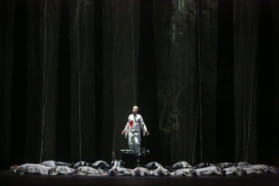 DER NEUE MERKER - Sofia Opera: PARSIFAL – First performance in Bulgaria / detailed abstract