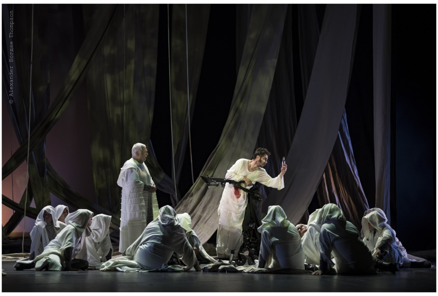 """JOURNEY TO """"PARSIFAL"""""""