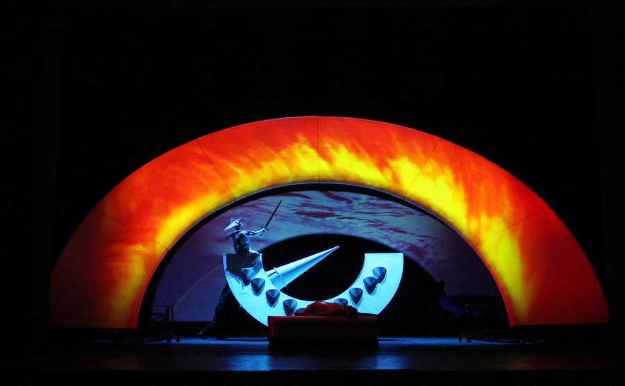 """THE FIRST BULGARIAN WAGNER """"RING"""", A CHALLENGE OF THE SPIRIT AND THE WILL AND THE HEROES OF OUR TIME"""