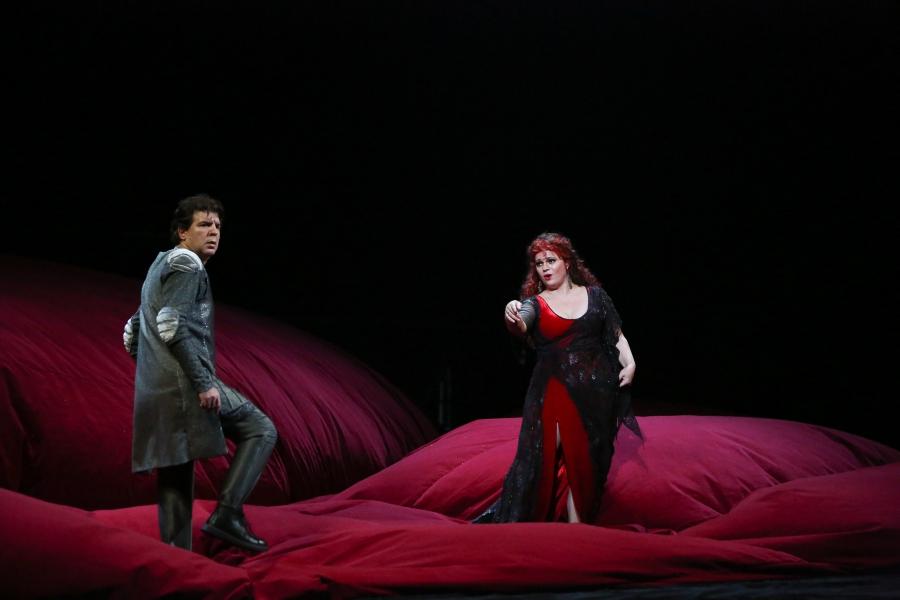 OPERA MAGAZINE, MILAN – SOFIA: PARSIFAL – Richard Wagner, 8 July 2017 by Andrea Merli / 21 July 2017