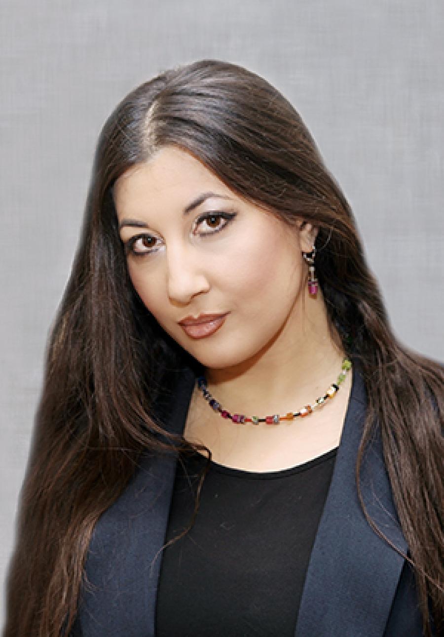 Nadia Krasteva will be Carmen in Bizet's opera of the same name