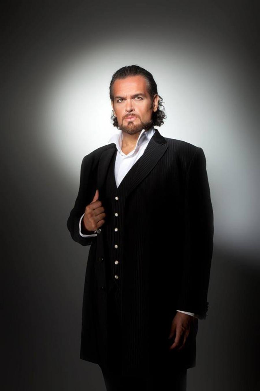 """RICCARDO ZANELLATO in the role of Filippo II - """"Don Carlo"""" - 22 October"""