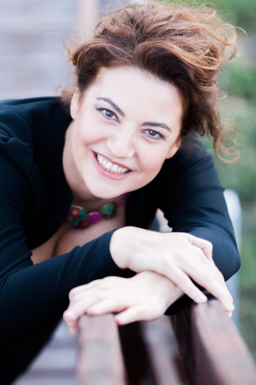 The soprano Tanya Ivanova - Tosca - 9.12.2017