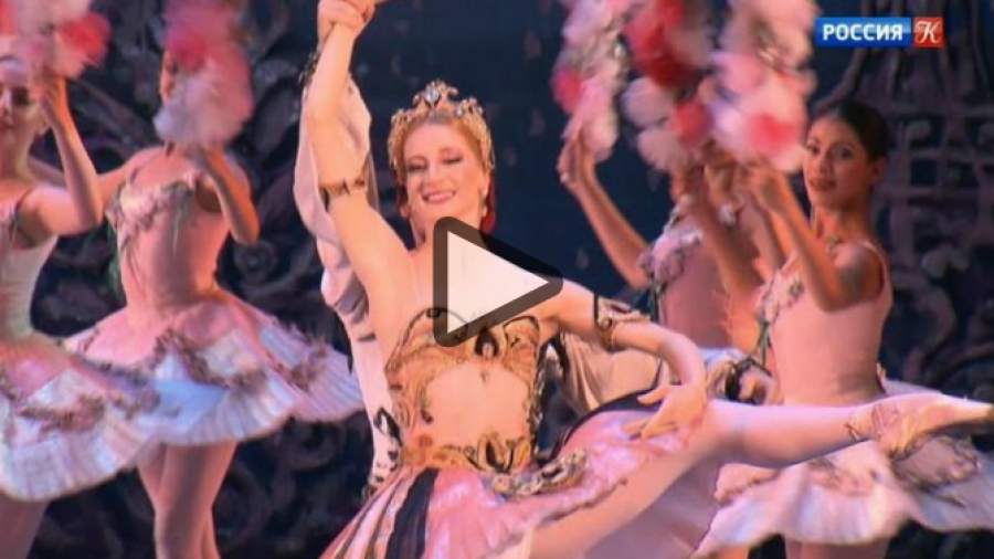 TV Kultura.ru - Корсар 13.05.2018 Софийският балет в Болшой театър