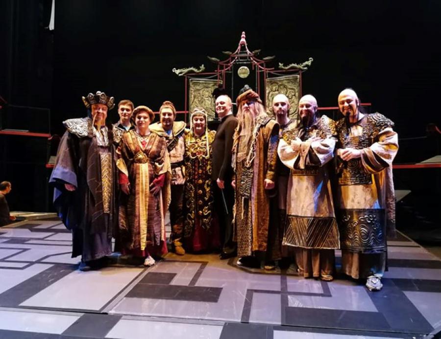 """Над 25 хиляди гледаха """"Кармен"""" и """"Турандот"""" на Софийската опера и балет в Япония - в. 24 часа"""