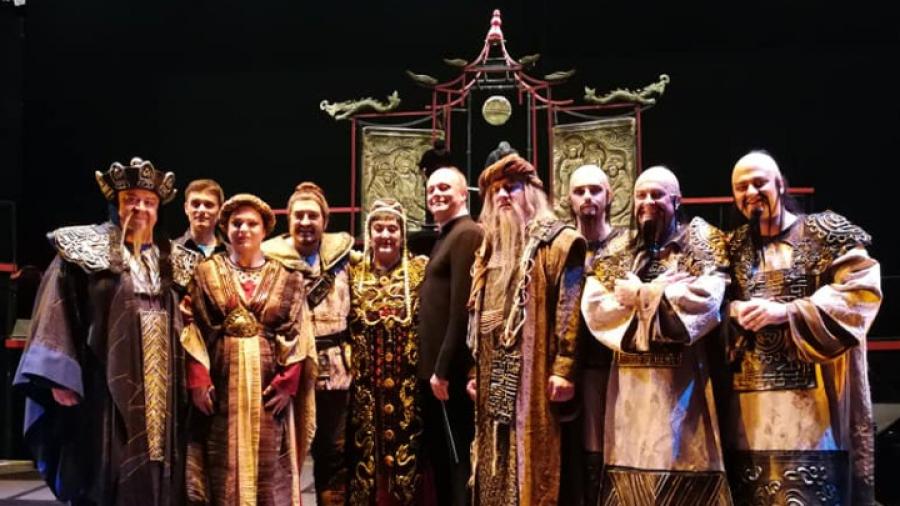 Отзвук от турнето на Софийската опера в Япония - БНР, Автор Росица Кавалджиева