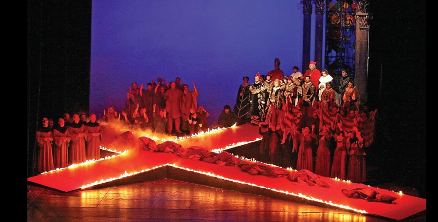 UNFORGETTABLE FEAST AT THE SOFIA OPERA