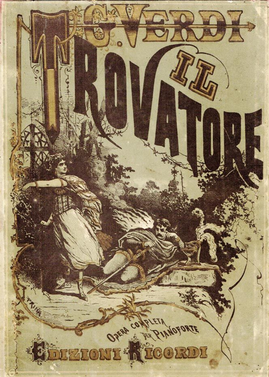 """""""Трубадур"""" – трагична история разказана с едни от най-красивите мелодии писани някога за оперната сцена"""