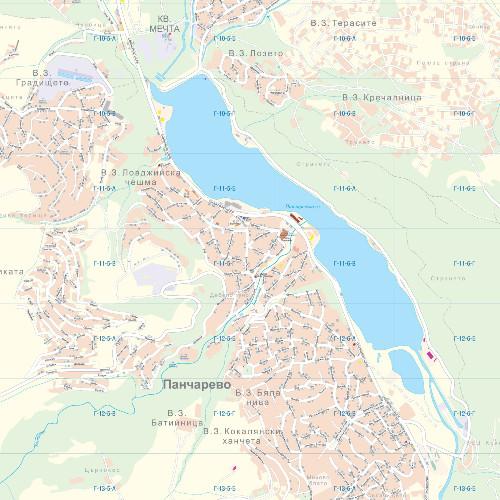 """Осигурени са транспорт и 3 паркинга за  """"Музи на водата"""" - езеро Панчарево"""
