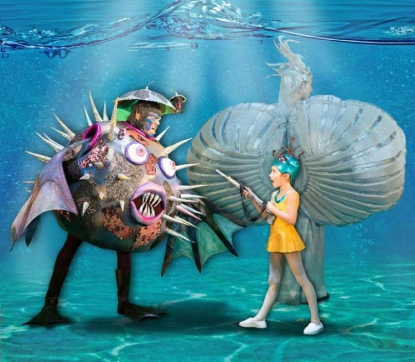 """""""Lily and the Magic Pearl"""" opens season 20/21 for our youngest audience!"""