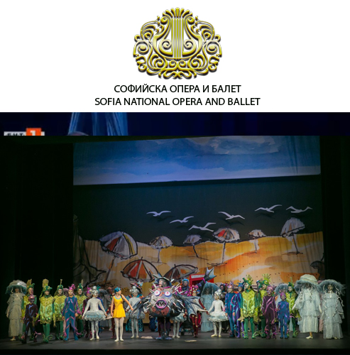 Opening of Season 2020/2021 for the spectacles for children at the Sofia Opera