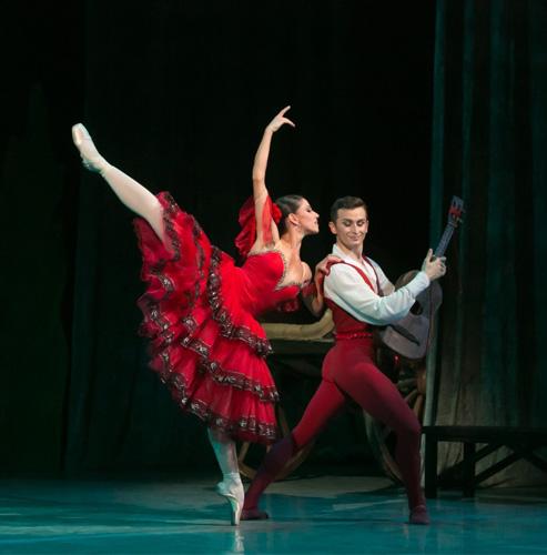 """Фотогалерия от балетния спектакъл """"Дон Кихот"""" от Лудвиг Минкус - 15 октомври 2020г."""