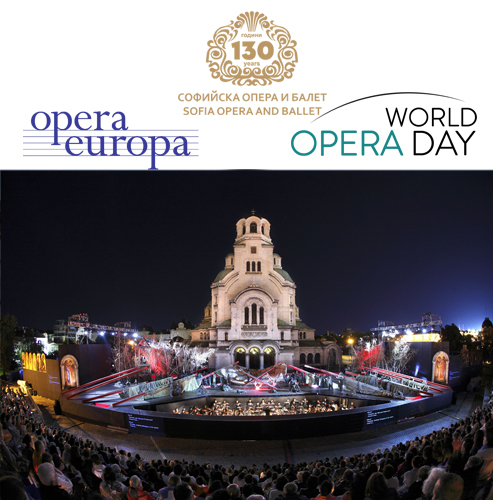 """THE PERFORMANCE """"BORIS GODUNOV"""" BY MODEST MUSSORGSKY IS DEDICATED TO THE WORLD OPERA DAY - OCTOBER 25"""