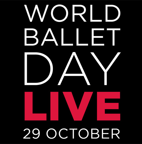 WORLD BALLET DAY 29 OCTOBER