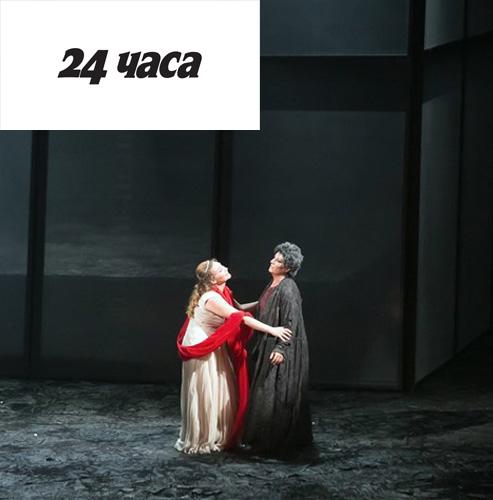 """""""Електра"""" в Софийската опера – триумф на духа над страха"""