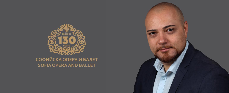 "Veselin Mihaylov makes his debut in the role of Giorgio Germont in ""La traviata"" on the stage of the Sofia"