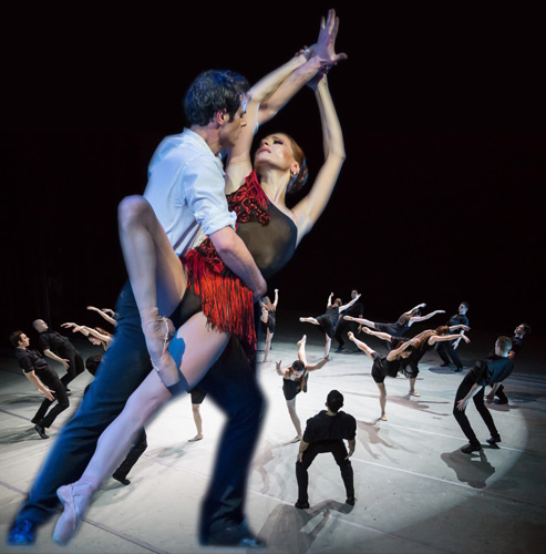 PHOTOS FROM CARMEN SUITE AND THE PREMIERE OF BOLERO